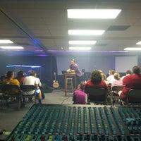 Photo taken at Summerville Baptist Church by Matthew R. on 9/30/2012