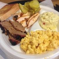 Photo taken at Roscoe's Smokehouse by Rubi A. on 5/24/2014