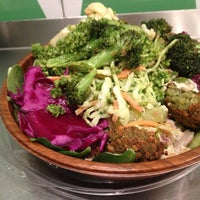 Photo taken at Maoz Vegetarian by Shelley H. on 2/7/2013