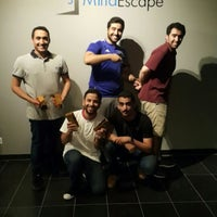 Photo taken at The MindEscape - Escape Game Rooms by Omar A. on 8/18/2016