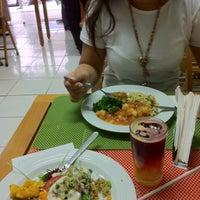 Photo taken at Mãe Natureza - Restaurante Vegetariano by Gustavo G. on 5/21/2013