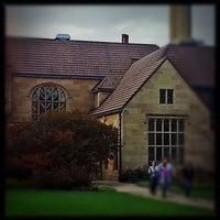 Photo taken at Paine Art Center & Gardens by Amanda V. on 10/6/2013