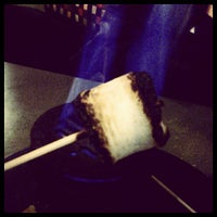 Photo taken at HuHot Mongolian Grill by Amanda V. on 2/21/2013