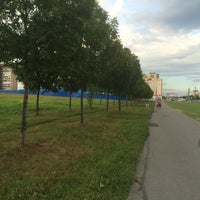 Photo taken at Холм Славы by Iren A. on 8/13/2014