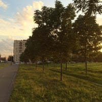 Photo taken at Холм Славы by Iren A. on 7/28/2014