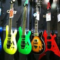 Photo taken at Guitar Center by Adam R. on 12/28/2012