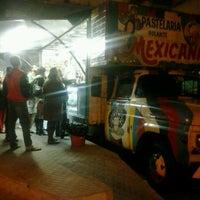 Photo taken at Pastelaria Mexicana by Eliton S. on 8/1/2013