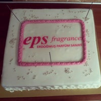 Photo taken at eps Fragrance by Ece S. on 12/28/2012