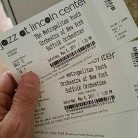 Foto scattata a Jazz at Lincoln Center da Chris C. il 5/6/2017