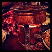 Photo taken at Bukhara Restaurant by Sarah E. on 11/10/2012