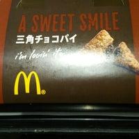 Photo taken at McDonald's by Harumi K. on 11/21/2015