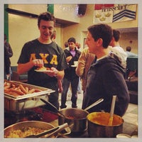 Photo taken at Lambda Chi Alpha at Rensselaer by Tom T. on 1/25/2013