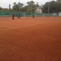 Photo taken at Lawn Tennis Club by www. b. on 9/30/2013