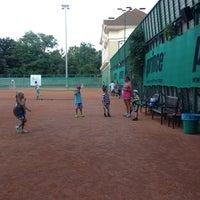 Photo taken at Lawn Tennis Club by Vladimir b. on 7/9/2013