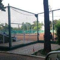 Photo taken at Lawn Tennis Club by Vladimir b. on 7/16/2013