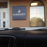 Photo taken at Fairwinds Credit Union by Catherine A. on 10/14/2012