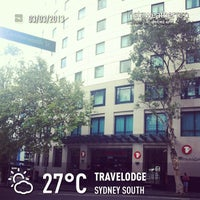 Foto tirada no(a) Travelodge por Henry C. em 3/3/2013
