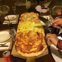 Photo taken at Aria Cucina Italiana by Patricia on 5/28/2017
