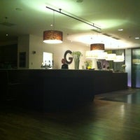 Photo taken at First Hotel G by Moisha R. on 11/18/2012
