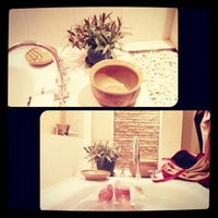 Photo taken at Martha Tilaar Salon Day Spa by Peny A. on 9/20/2013
