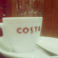 Photo taken at Costa Coffee by Amro E. on 7/26/2014
