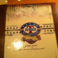Photo taken at T-Bones Great American Eatery by Erik H. on 1/26/2013