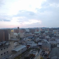 Photo taken at 京都シティホテル Kyoto City Hotel by とつを 。. on 7/1/2017
