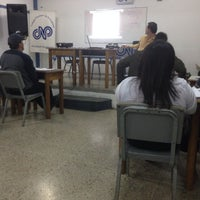 Photo taken at Colegio Nacional De Periodistas - Sec Paraguana by Rosa F. on 12/7/2013