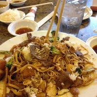 Photo taken at Mongolian Grille by Shane F. on 9/30/2012