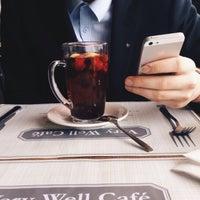 Снимок сделан в Very Well Café пользователем Belovol 1/23/2016
