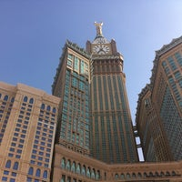 Photo taken at Abraj Al Bait Shopping Center by Danial Adib A. on 4/1/2013
