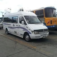 Photo taken at Terminal de transportes by Juan carlos C. on 12/9/2012