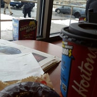 Photo taken at Tim Hortons by Carlos M. on 2/7/2015
