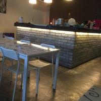 Photo taken at Secret Garden Cafe, Bakri by Ssyy B. on 12/14/2015