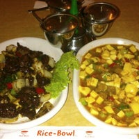 Photo taken at Rice Bowl by Atezh M. on 8/23/2013