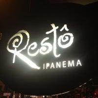 Foto tirada no(a) Restô Ipanema por Marcio L. em 1/26/2013