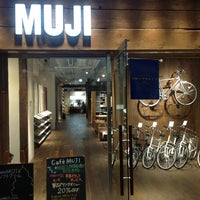 Photo taken at MUJI by Anukoon A. on 12/17/2012
