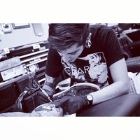 Photo taken at True Tattoo by Will F. on 11/24/2013