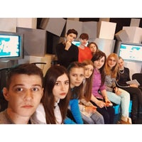 Photo taken at Перший нацiональний телеканал by Dima S. on 2/24/2015