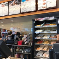 Photo taken at Dunkin' Donuts by Sarah A. on 8/1/2017