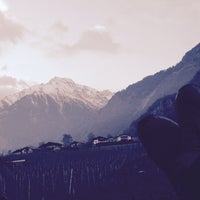 Photo taken at An der Leit by Stefania L. on 12/31/2014