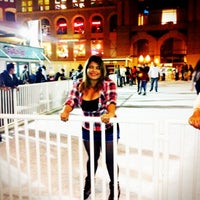 Photo taken at Fantasy on Ice at Horton Square by Rayssa C. on 11/24/2012