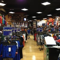 Photo taken at Lids @ Westshore Plaza by Kimmo T. on 10/20/2012