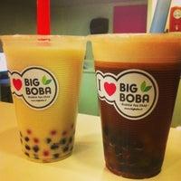 Foto scattata a Big Boba Bubble Tea Shop da Javier R. il 7/12/2013