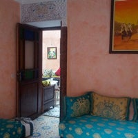 Photo taken at Riad Idrissi by said s. on 6/14/2014