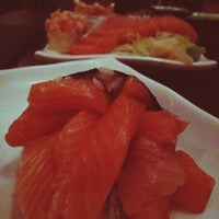 Photo taken at Temakeria Sushi Bar by Amanda M. on 3/15/2015