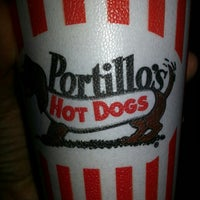 Photo taken at Portillo's Hot Dogs by Betsy K. on 9/14/2013