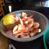 Photo taken at Fish Shack by Larry M. on 10/28/2012
