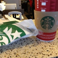 Photo taken at Starbucks by Mohammed T. on 12/8/2012