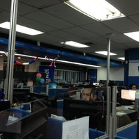 Photo taken at Piso 2 CNT ENTEL by Andres J. on 10/2/2012